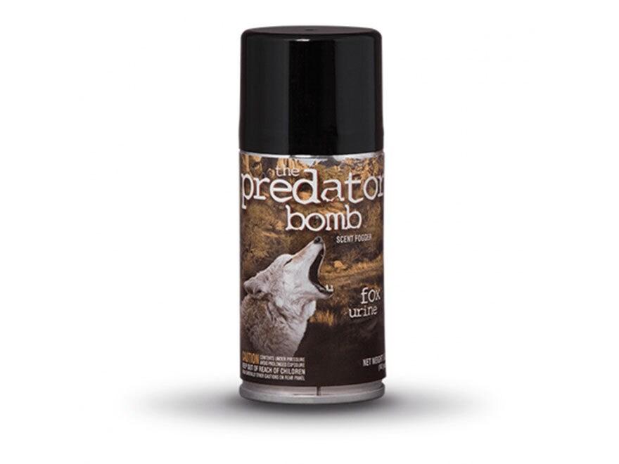 Hunter's Specialties Predator Bomb Fox Urine Predator Scent 5 oz Aerosol