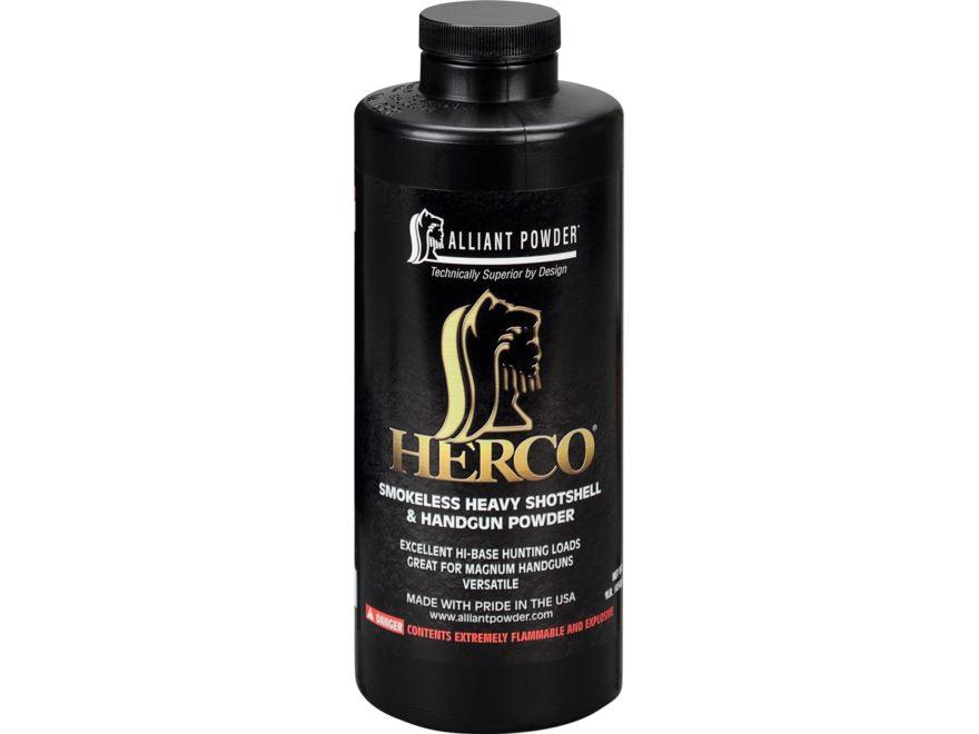 Alliant Herco Smokeless Gun Powder