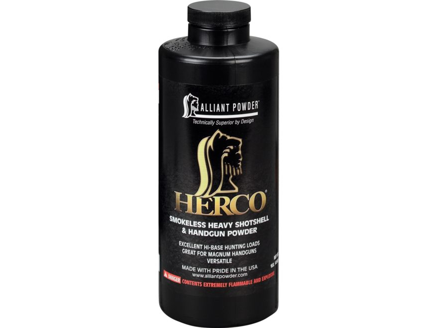 Alliant Herco Smokeless Gun Powder