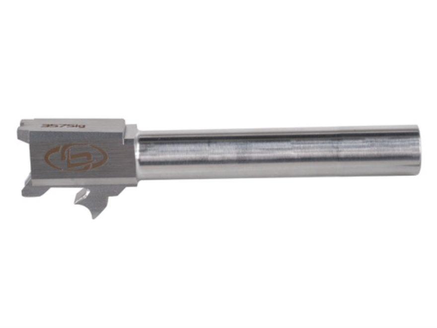 "Storm Lake Barrel Springfield XDM 357 Sig 1 in 16"" Twist 4.60"" Stainless Steel"