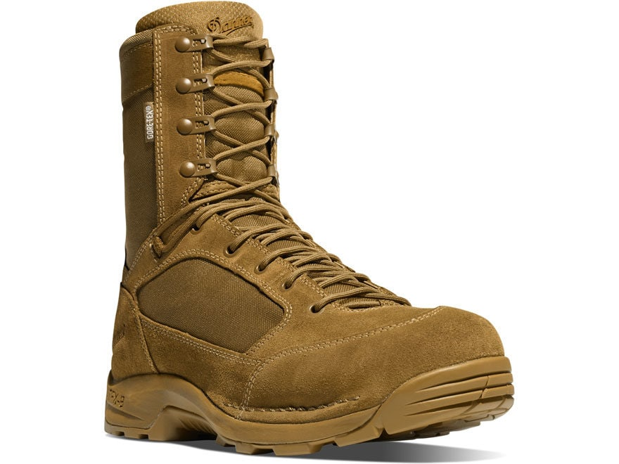 "Danner Desert TFX G3 8"" Tactical Boots Leather/Nylon Men's"