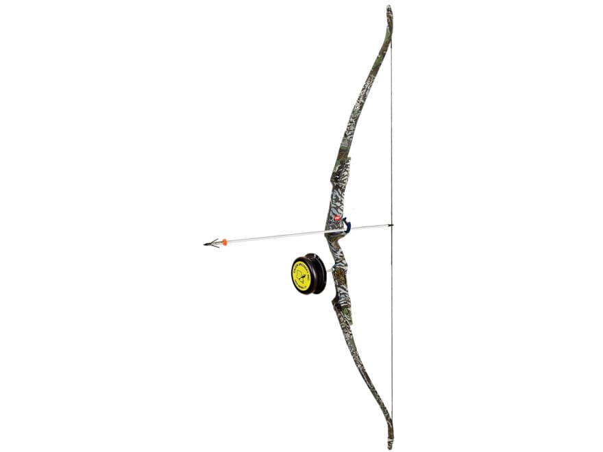 Pse Kingfisher Bowfishing Recurve Bow Package Right Mpn 1229ras6040