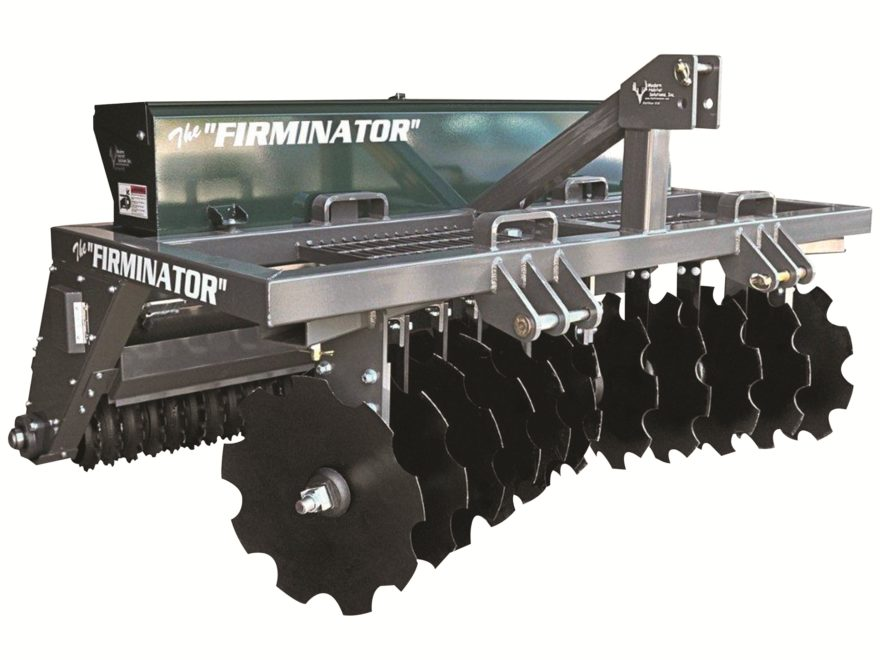 Ranew's Outdoor Equipment Firminator G-3 Food Plot Implement