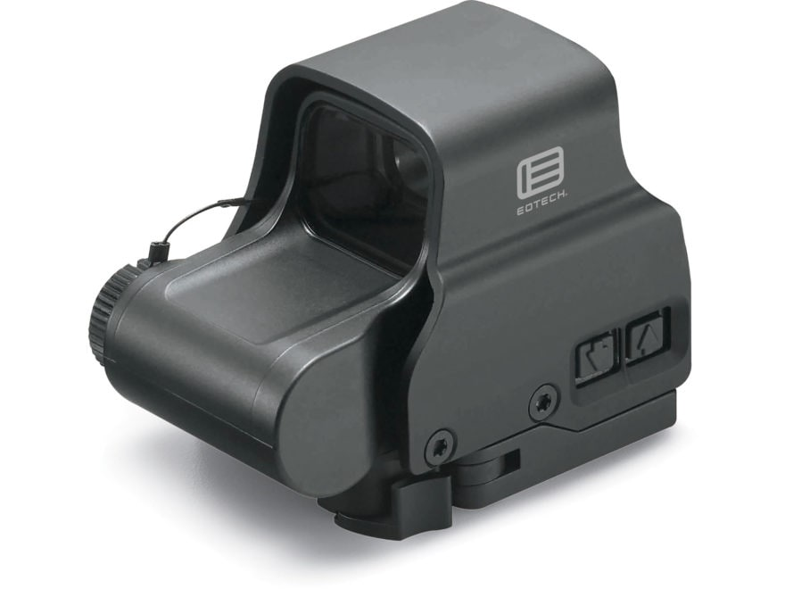 EOTech EXPS2-2 Holographic Weapon Sight 68 MOA Circle with (2) 1 MOA Dots Reticle Matte...