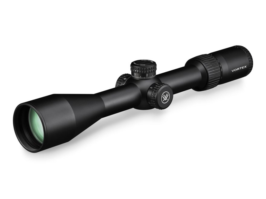 Vortex Optics Diamondback Tactical Rifle Scope 30mm Tube 6-24x 50mm Side Focus First Fo...