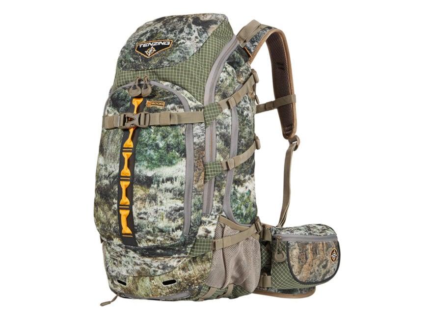 Tenzing TZ3000 Backcountry Backpack Mossy Oak Mountain Country Camo