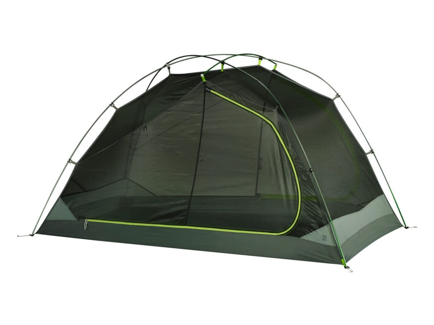 "Kelty TN 2 Person Dome Tent 83"" x 50"" x 42"" Nylon Green and Gray"