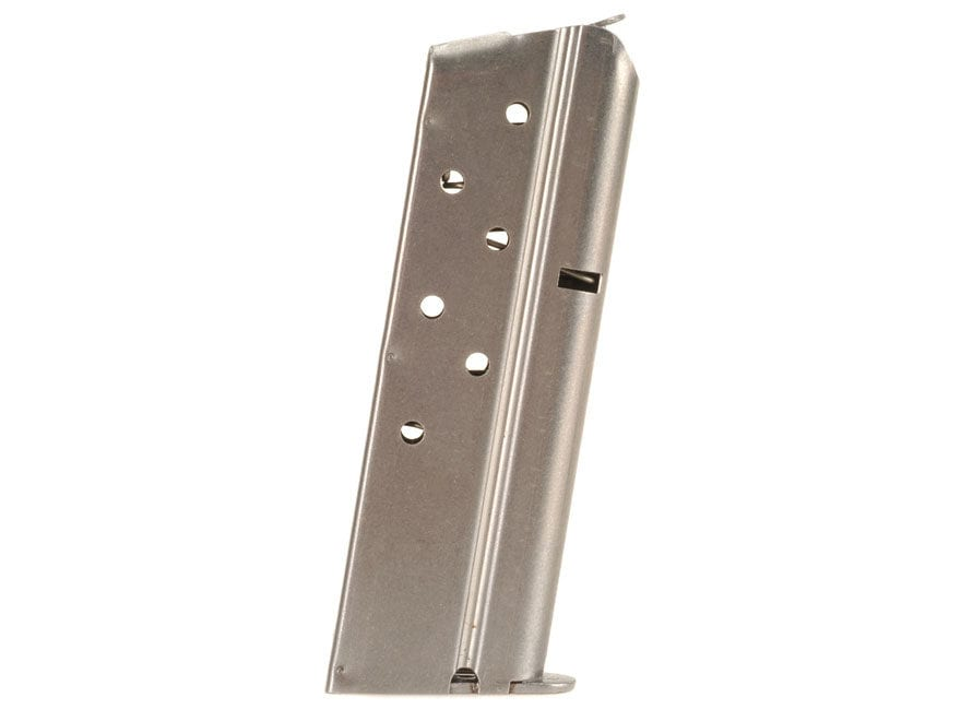 Springfield Armory Magazine 1911 Officer 9mm Luger 8-Round Stainless Steel