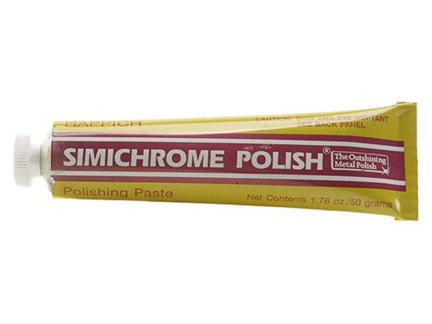 Simichrome Paste Metal Polish 1.76 oz Tube