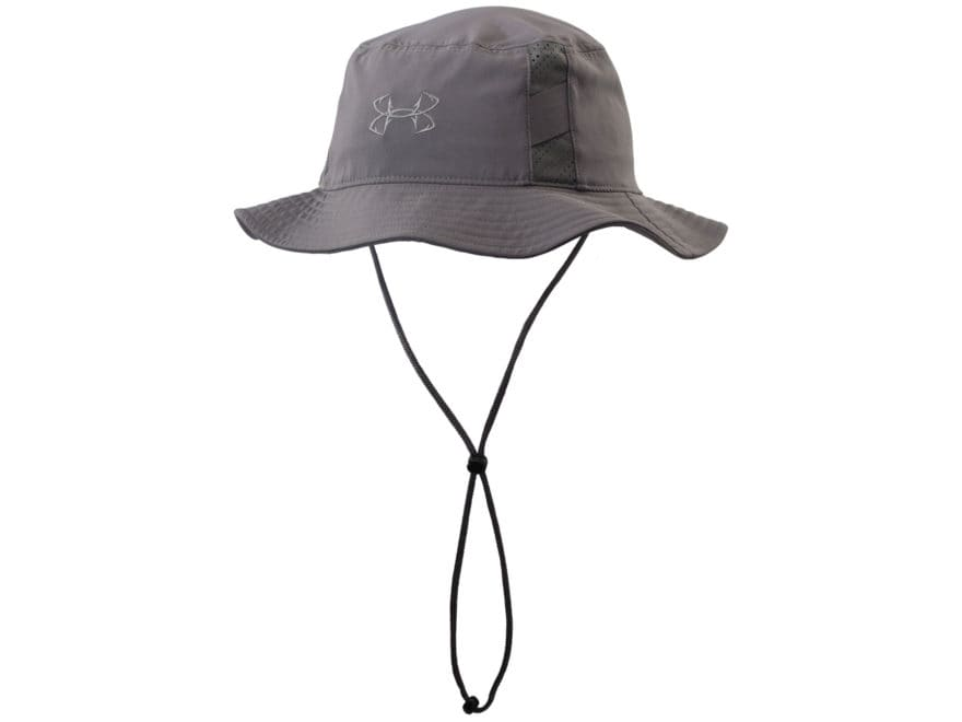 fdb8f94c9 Under Armour Armourvent Bucket Cap Synthetic Blend Graphite