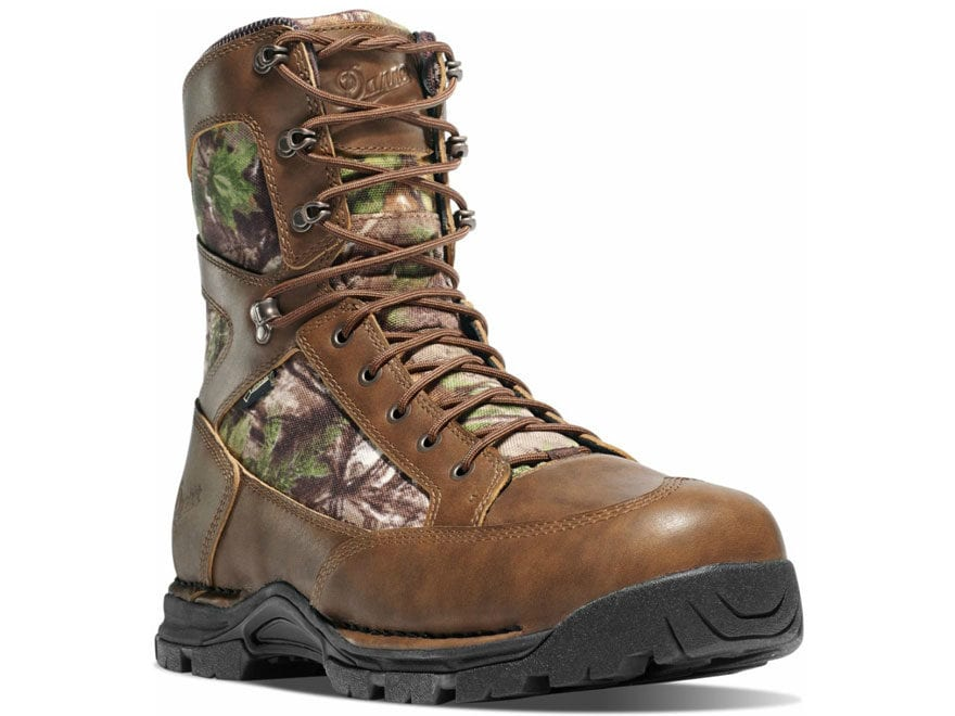 """Danner Pronghorn 8"""" Waterproof GORE-TEX Hunting Boots Leather/Nylon Men's"""