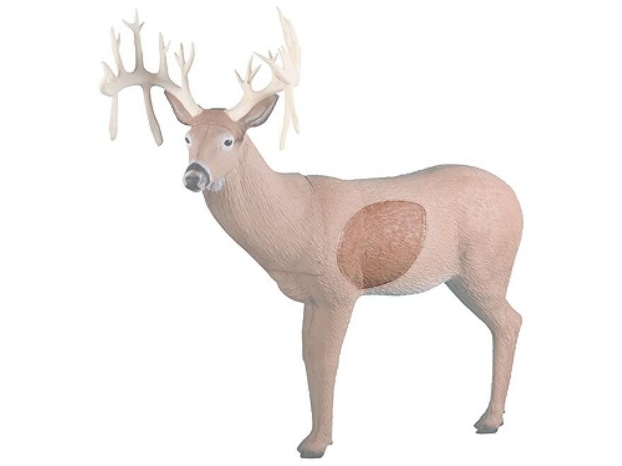 Rinehart 30 Point Buck 3D Foam Archery Target Replacement Insert