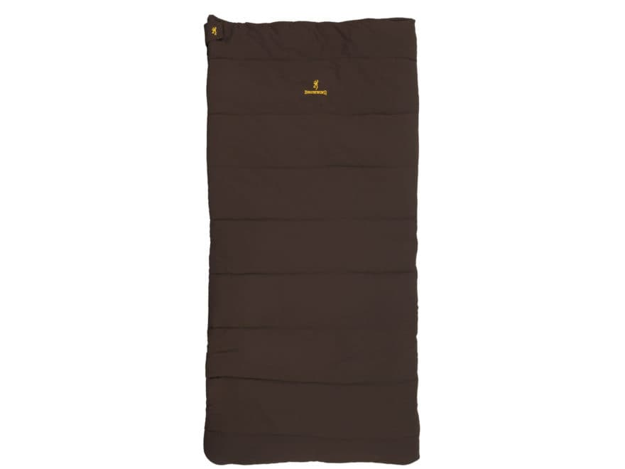 Browning Yukon 0 Degree Sleeping Bag Cotton Clay