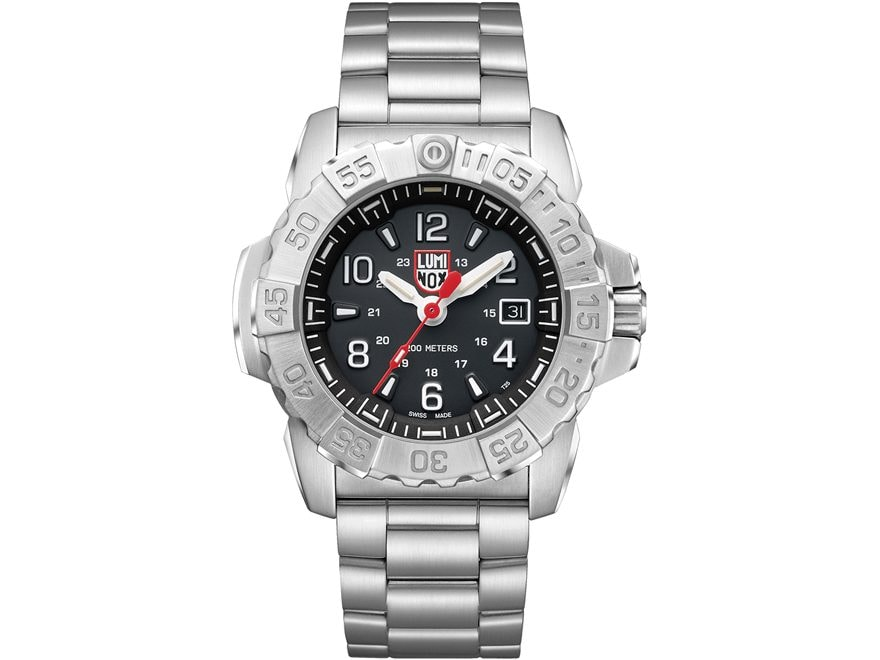 Luminox Navy SEAL Steel Watch Stainless Steel