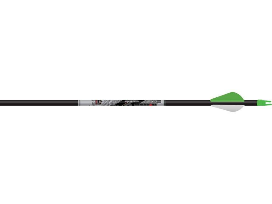 """Beman ICS Hunter Classic Carbon Arrow 2"""" XPV Vanes Pack of 6"""