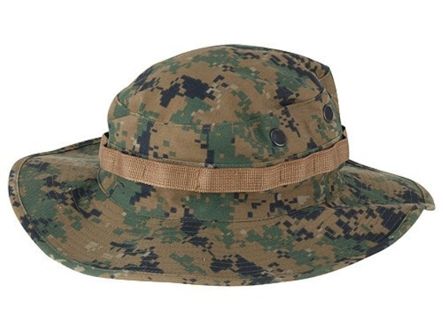 Tru-Spec Boonie Hat Polyester Cotton Twill