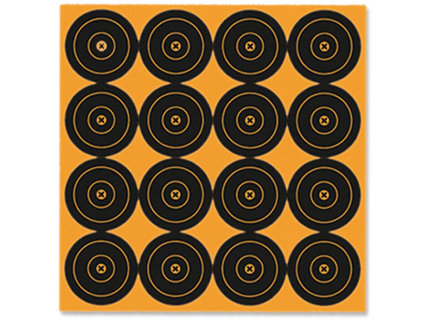 "Birchwood Casey Big Burst BB3 3"" Bullseye Target"