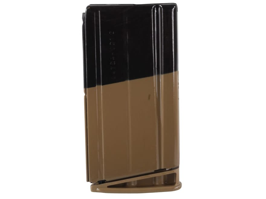FN Magazine FN SCAR 17s 308 Winchester Steel