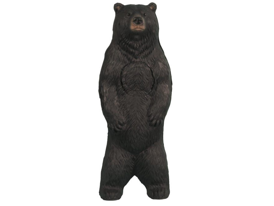 Rinehart Small Black Bear 3D Foam Archery Target