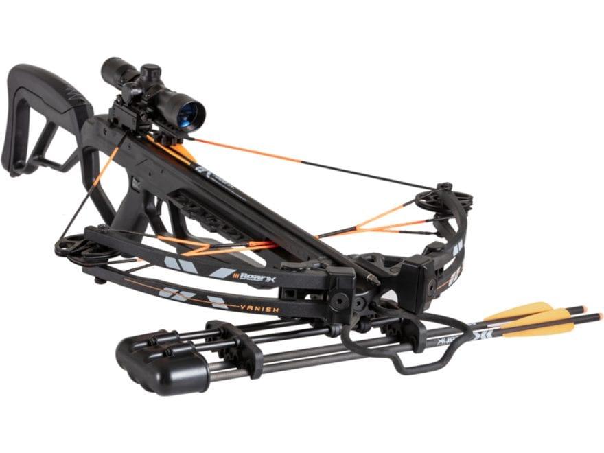 Bear Archery Vanish Crossbow Package
