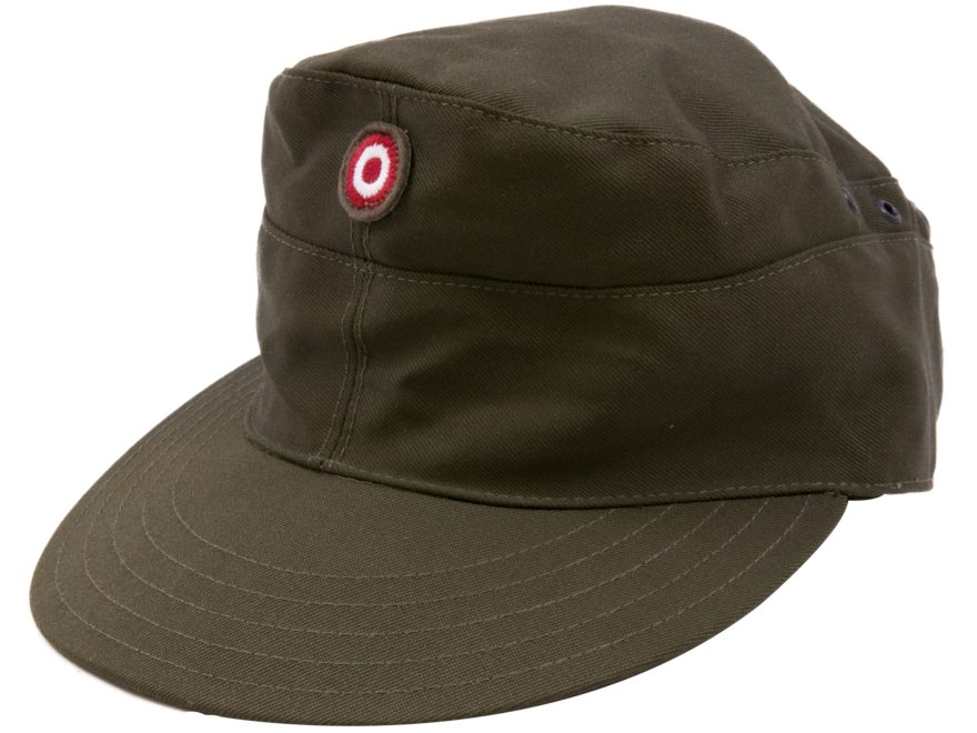 45857ba40c9 Military Surplus Austrian Field Cap Grade 1 Olive Drab XL