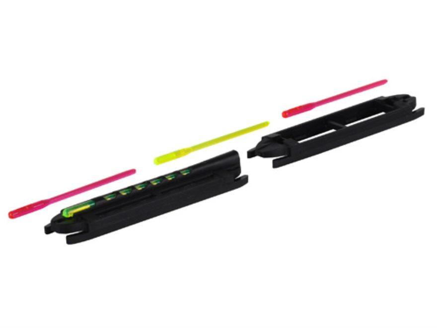 "HIVIZ Magni-Hunter Magnetic Base Front Sight Shotgun with .230"" to .330"" Vent Rib Fiber..."
