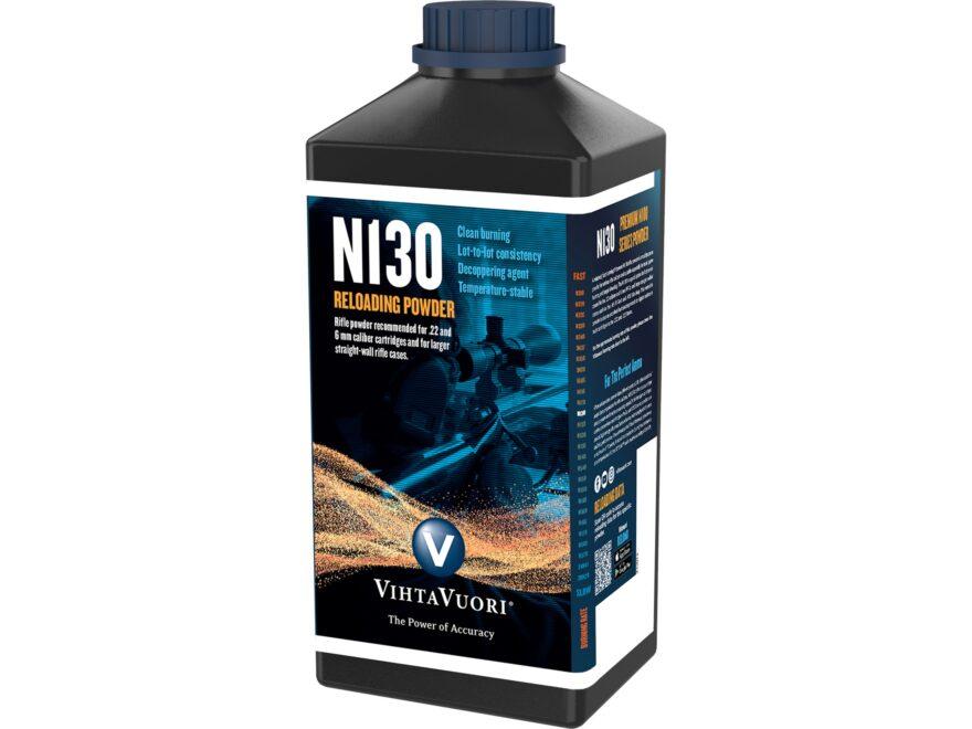Vihtavuori N130 Smokeless Gun Powder
