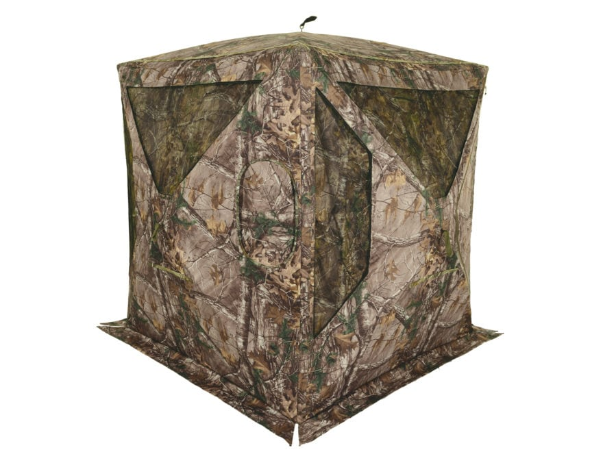 blinds ground blind watch powerhouse youtube browning
