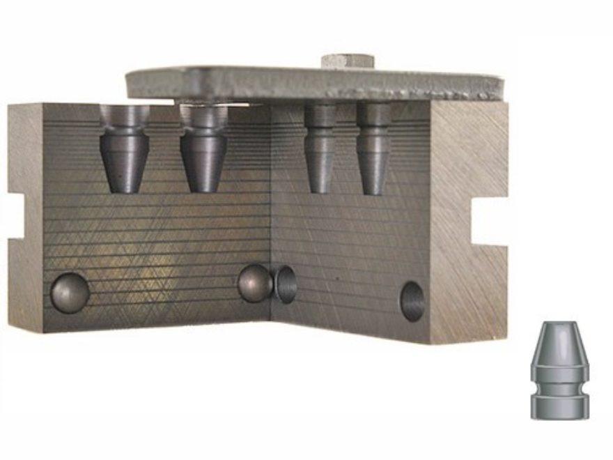 RCBS 2-Cavity Bullet Mold 09-124-CN 9mm (356 Diameter) 124 Grain Conical Nose