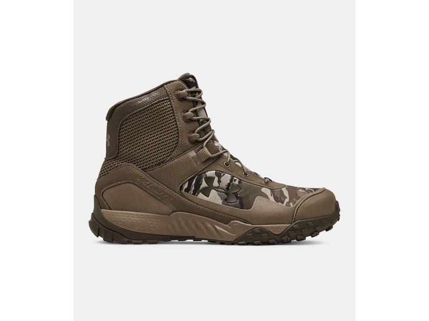"Under Armour UA Valsetz RTS 1.5 7"" Hunting Boots Synthetic Ridge Reaper Barren Camo Men's"