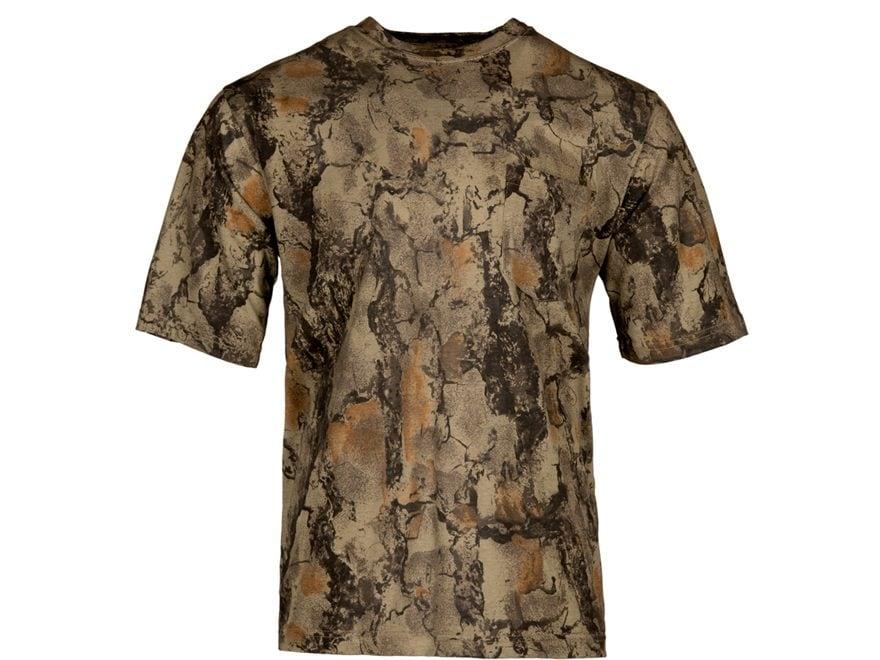 Natural Gear Men's Short Sleeve T-Shirt Cotton/Poly