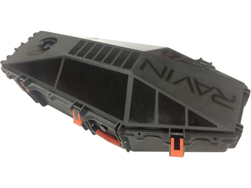 Ravin Crossbow Hard Case Polymer Black