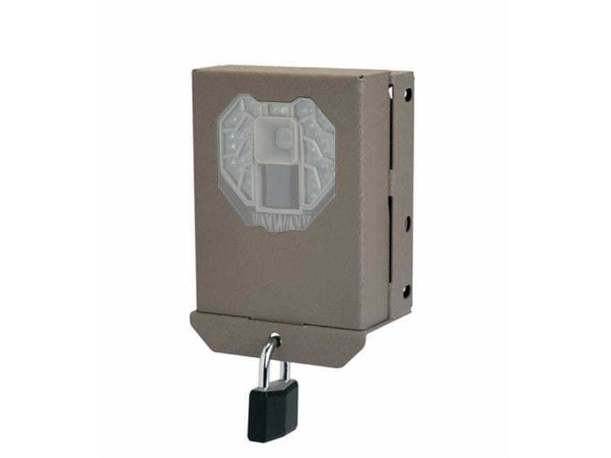 Stealth Cam G-Pro Series Trail Camera Security Box Steel