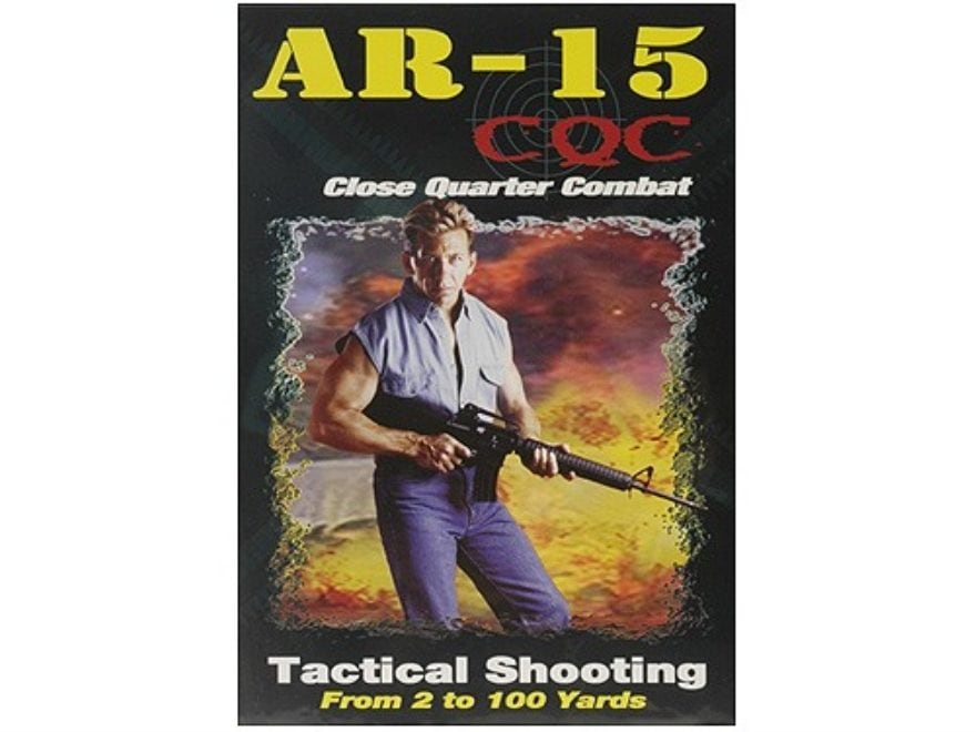 Gun Video Ar 15 Cqc Close Quarters Combat Tactical Mpn X0616d