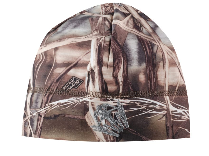 Banded Softshell Beanie Polyester Realtree Max-4 Camo. Alternate Image dc0fe1b3044