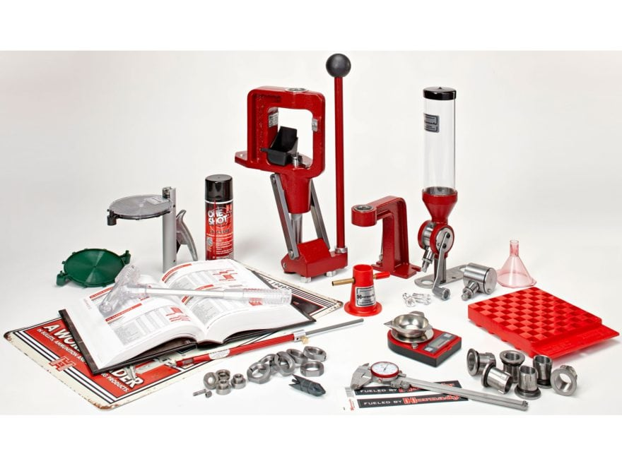 Hornady Lock-N-Load Classic Single Stage Press Deluxe Kit