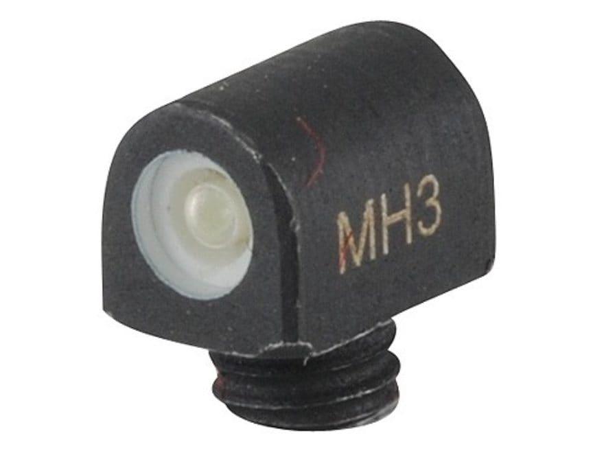 Meprolight Tru-Dot Shotgun Front Bead Sight 6-48 Thread Steel Matte Tritium Green