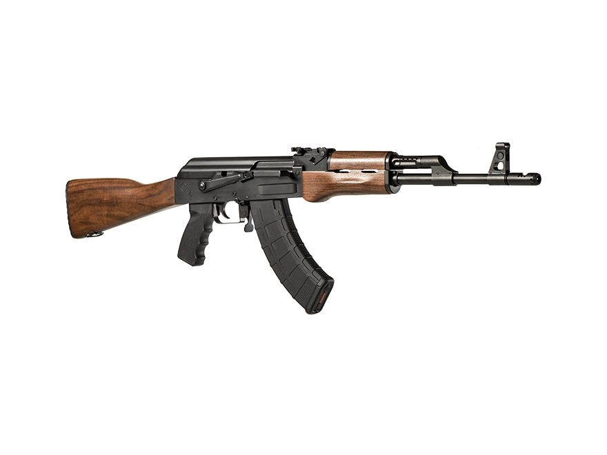 """Century Arms C39V2 Milled AK-47 Rifle 7.62x39mm 16.5"""" Barrel with Scope Rail 30-Round M..."""