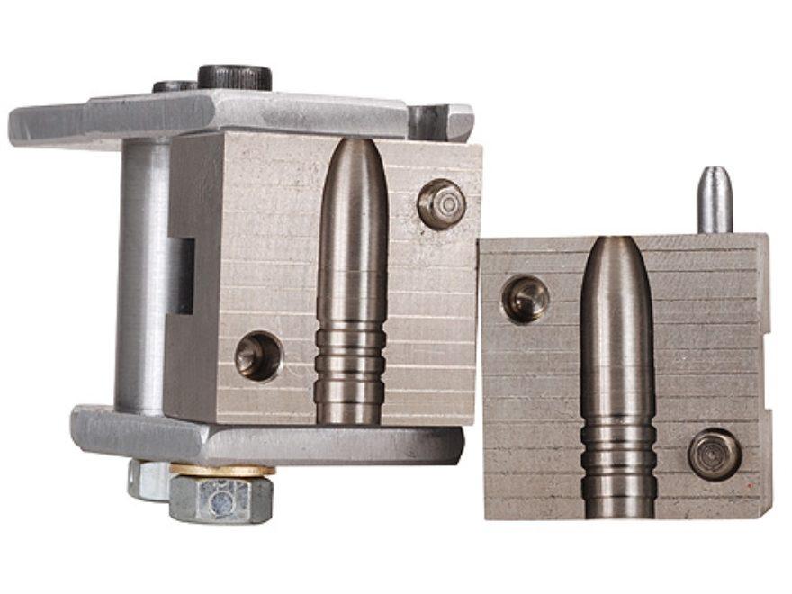 Hoch Custom 1-Cavity Nose Pour Bullet Mold 30 Caliber (310 Diameter) 205 Grain Semi-Spi...