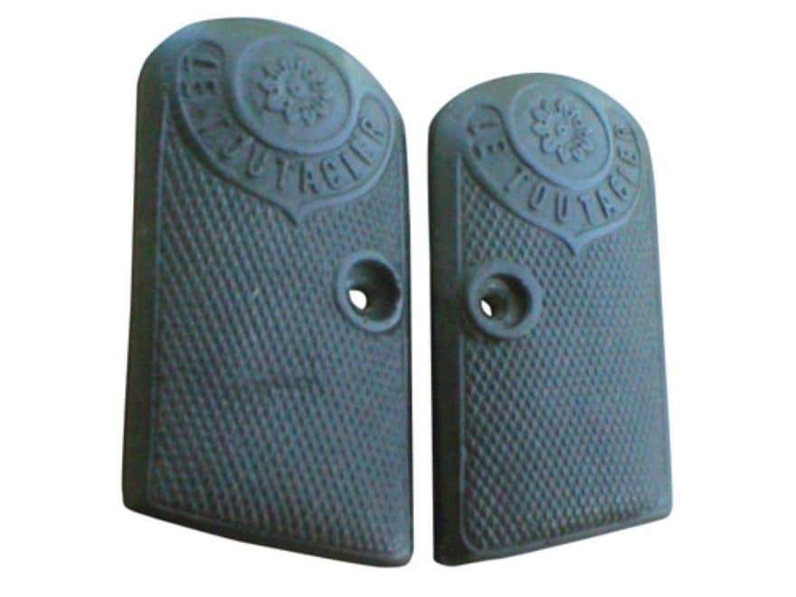 Vintage Gun Grips Le Toutacier Francaise 25 ACP Polymer Black