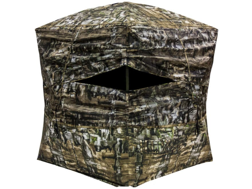"Primos Double Bull Surroundview 360 Ground Blind 60"" x 60"" x 70"" Polyester Truth Camo"