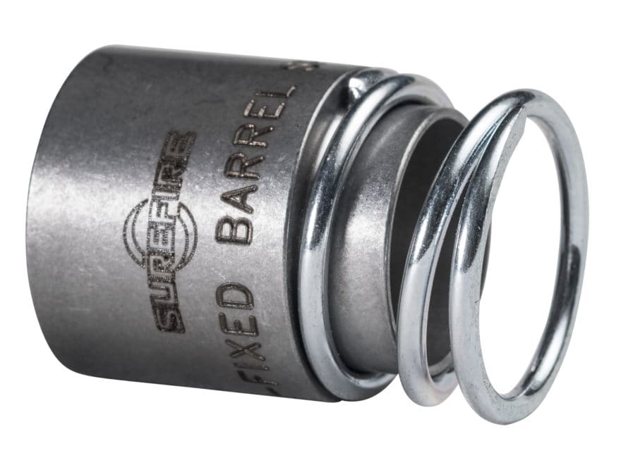 Surefire Fixed Barrel Spacer Ryder 9Ti, 9M-Ti Suppressors