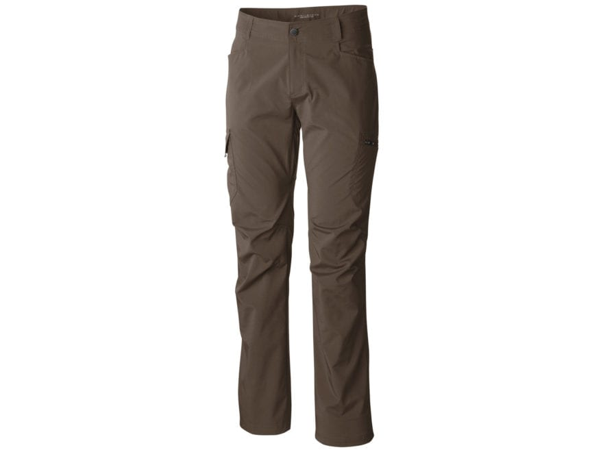 Columbia Men's Silver Ridge Stretch Pants Polyester