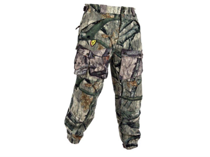 b44d421e0789e ScentBlocker Men's Dream Season Pro Fleece Pants Polyester Mossy Oak  Treestand Camo Med.