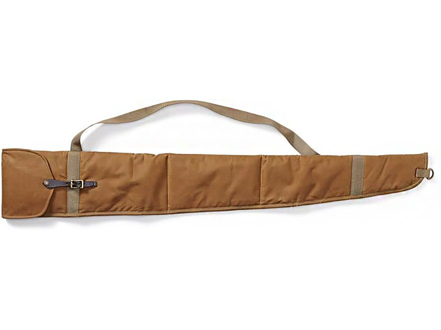"Filson Rifle/Shotgun Sleeve Case 52"" Canvas Tan"