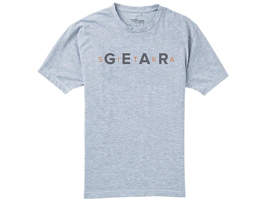 Sitka Gear Men's Gear T-Shirt Short Sleeve Polyester/Cotton