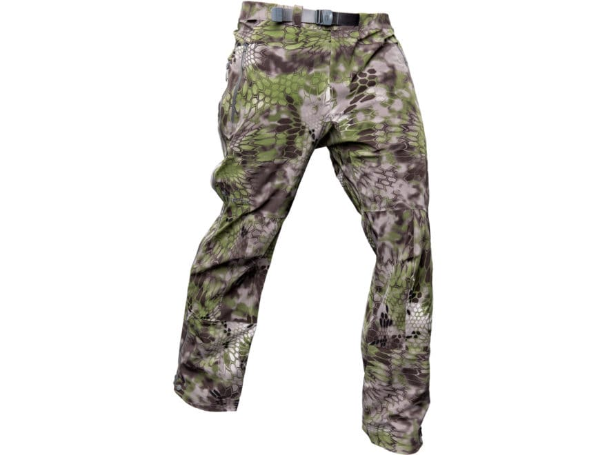 Kryptek Altitude Men's Takur Waterproof Insulated Pants Synthetic Blend