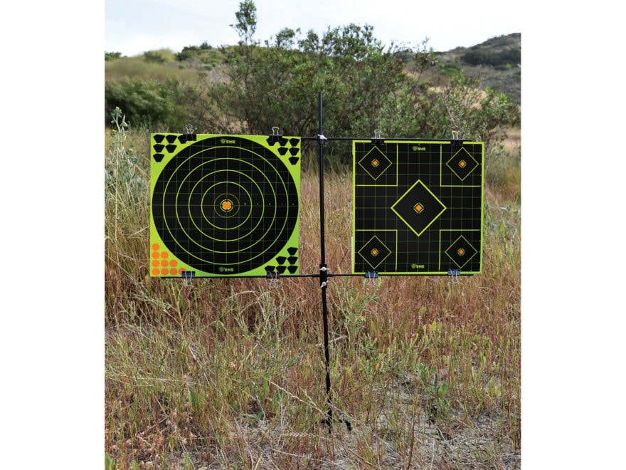 SME Paper Target Portable Stand Steel