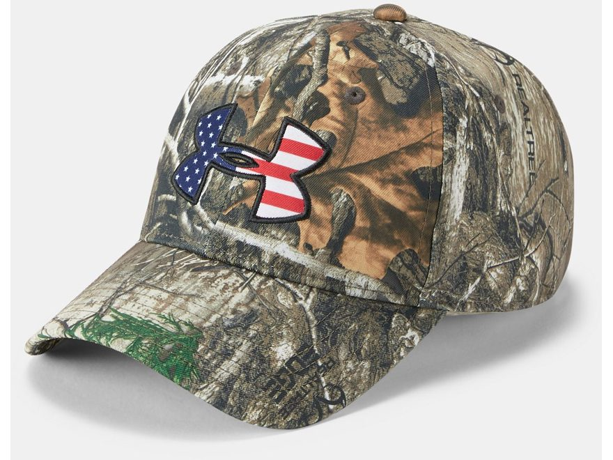 pretty nice 077d8 00e5d Under Armour Men s UA Camo BFL Cap Polyester