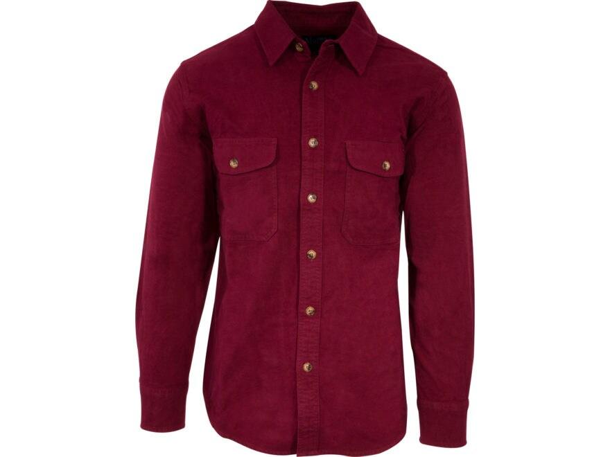 MidwayUSA Men's Chamois Long Sleeve Shirt